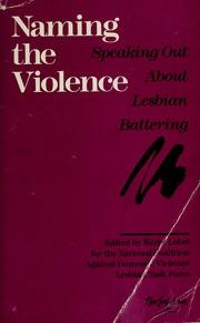 Naming the Violence